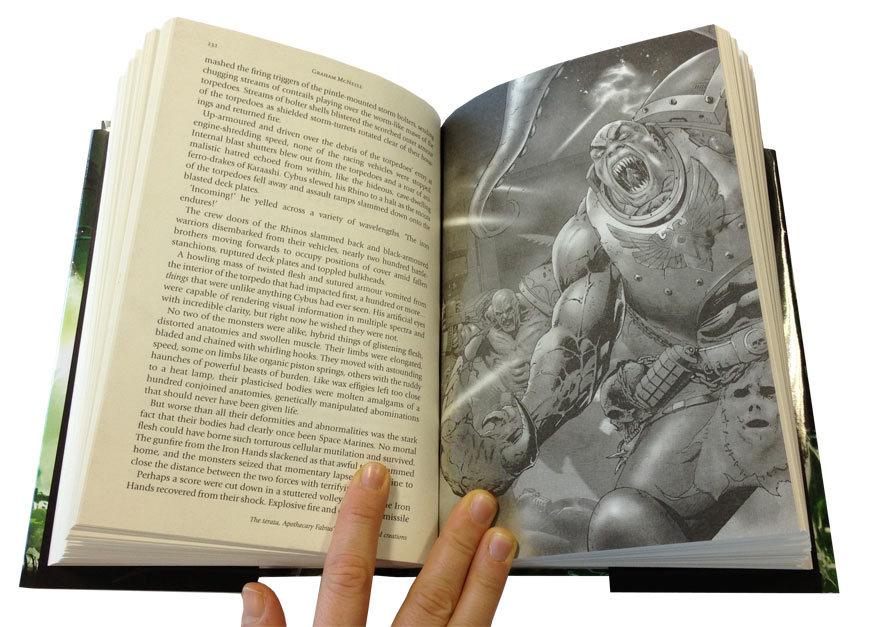 [Horus Heresy] Angel Exterminatus by Graham McNeill (premium hardback) - Page 3 279848angel2