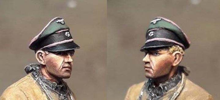 King Tiger Sd.Kfz.182 (Henschel) - TAKOM - 1/35 280785KTigerCommanderHead