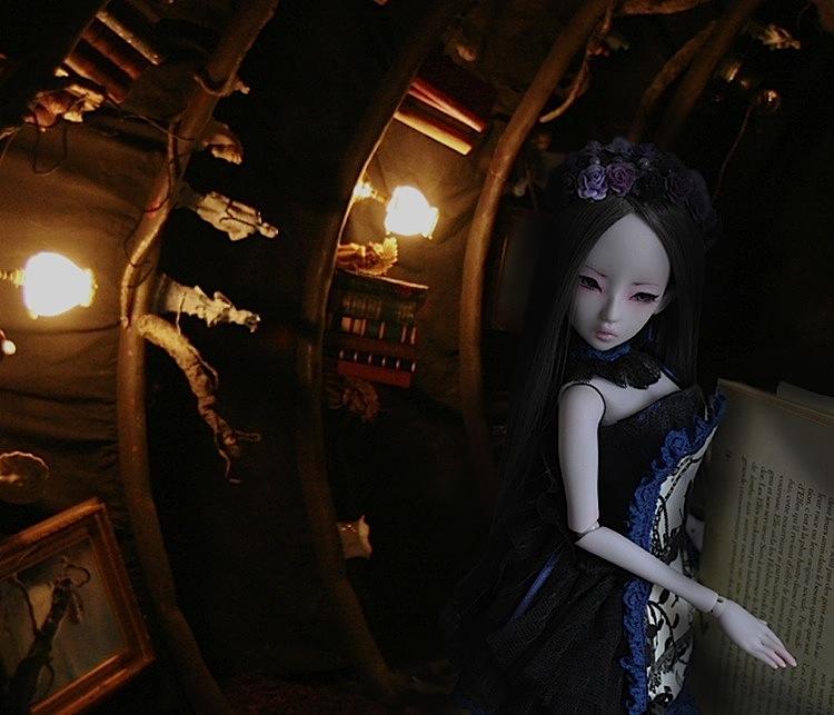 Nymeria (Sixtine Dark Tales Dolls) nouveau make-up p8 - Page 3 281153bruitbruit