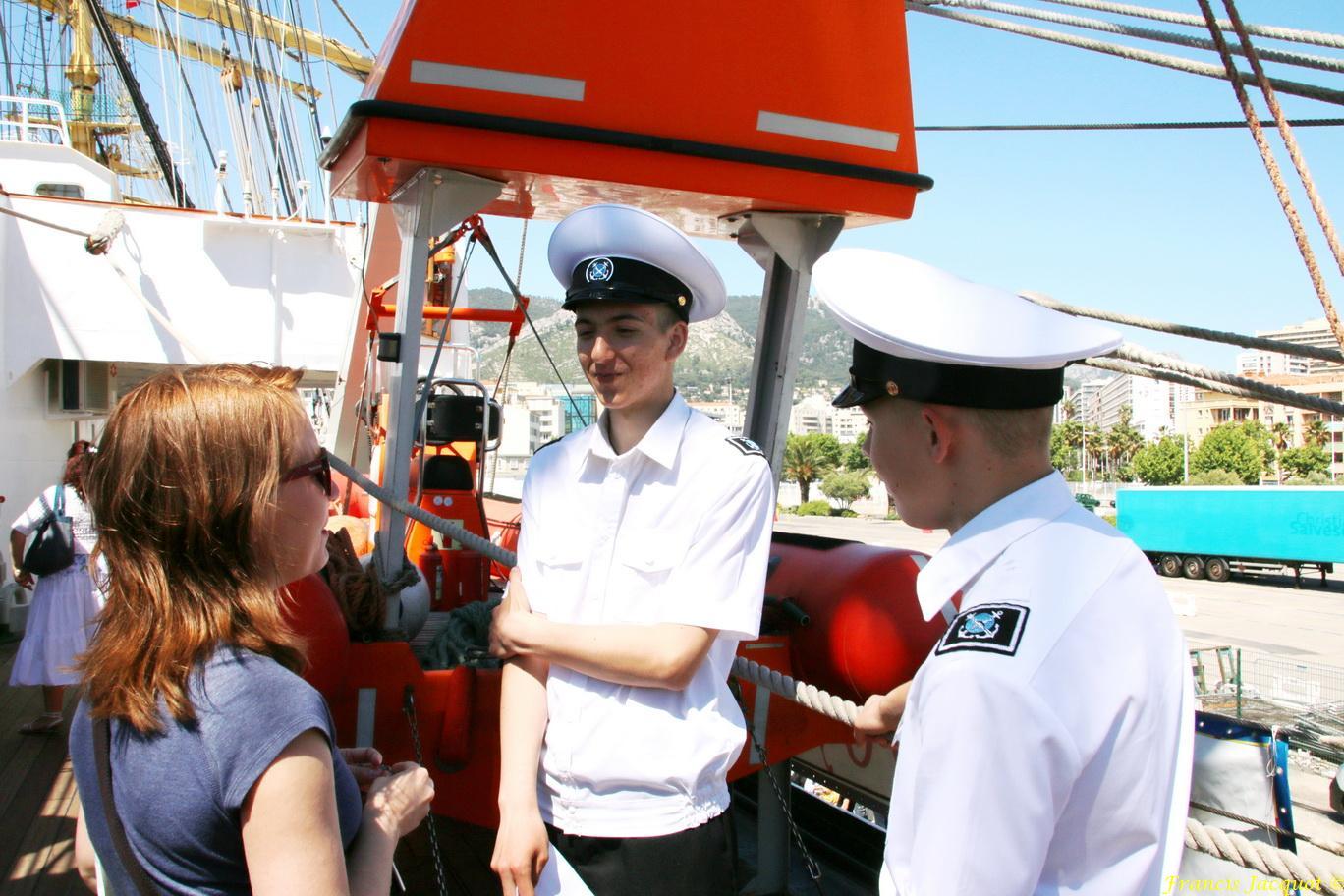 [ Marine à voile ] Voilier Russe KRUZENSTERN 2822191627