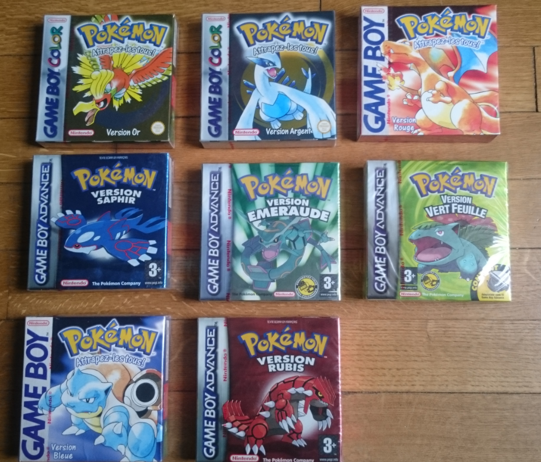 Petite collection pokemon  28222289743