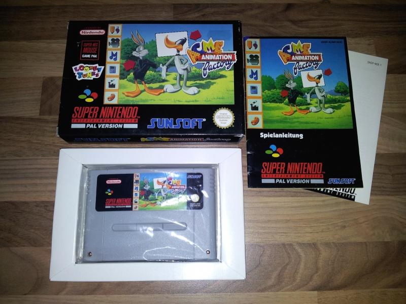 Prupru's Collection ! 100% Super Nintendo et 200% Super Comboy !! - Page 10 282699ACMEFactory