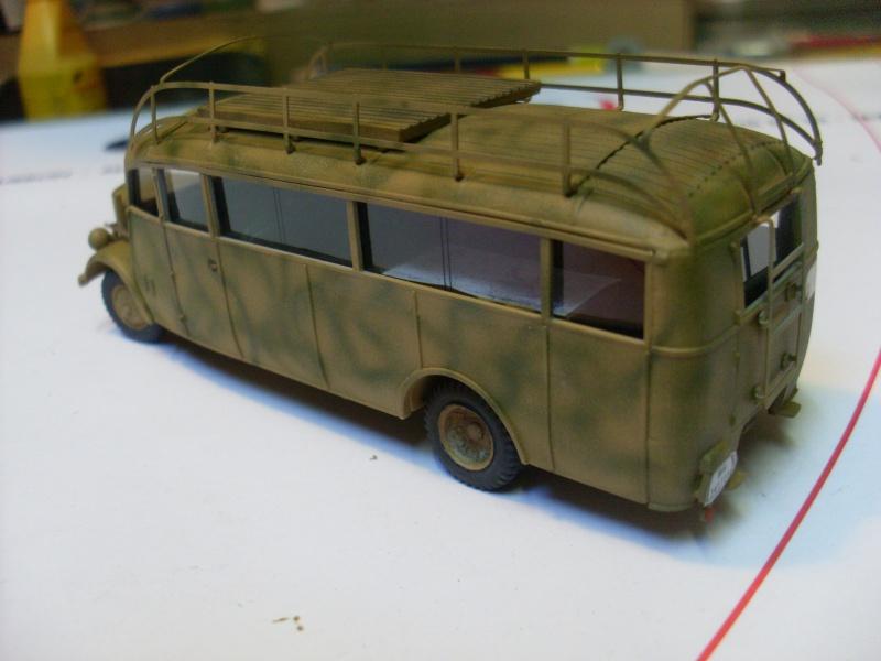 OPEL BLITZ omnibus (version tardive) 282707SL380033
