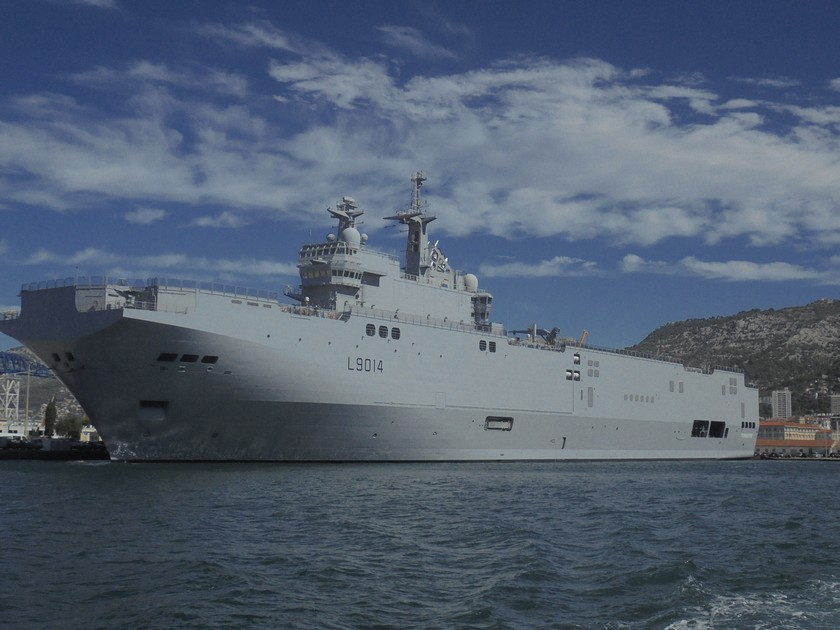 [Les Ports Militaires de Métropole] Visite de la rade de Toulon - Page 14 283294DSC03773