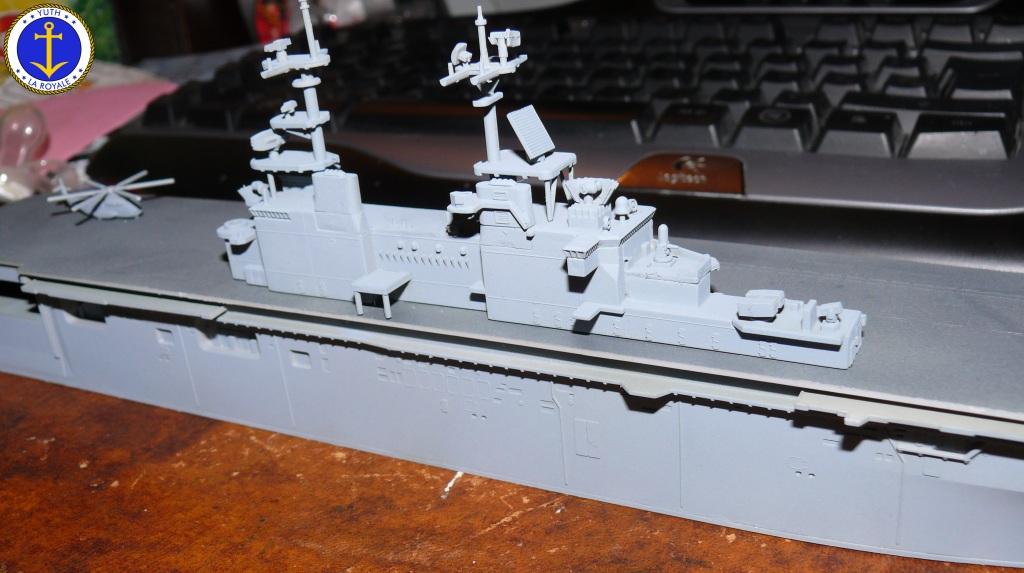 USS KEARSARGE LHD-3 1/700 REVELL 283932Kearsarge4