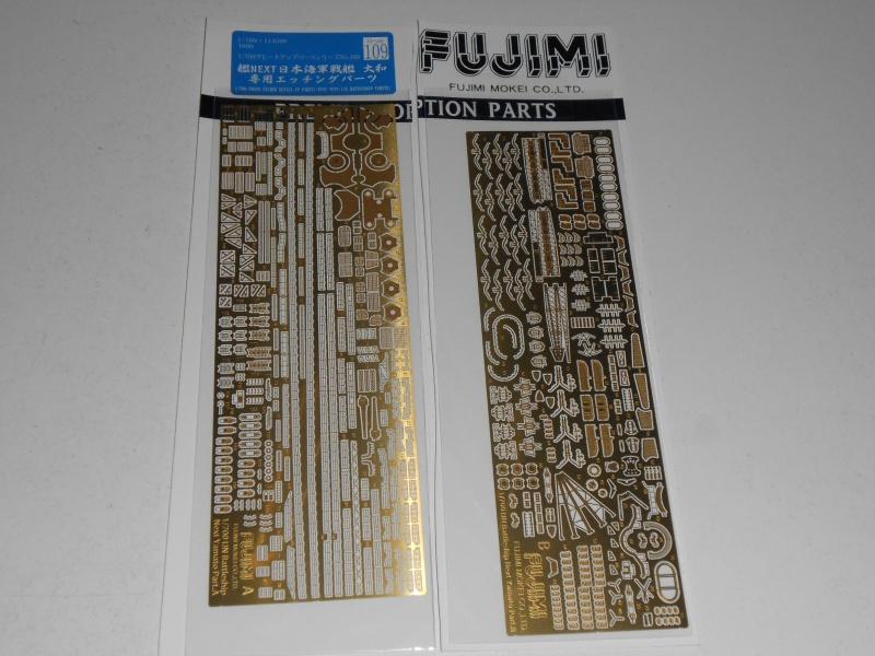 Yamato 1/700 fujimi 284472Yamato700013