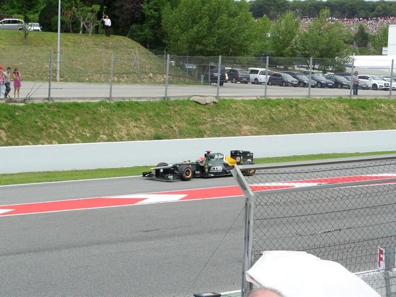 GP F1 BARCELONE 2012 284675SNB10211