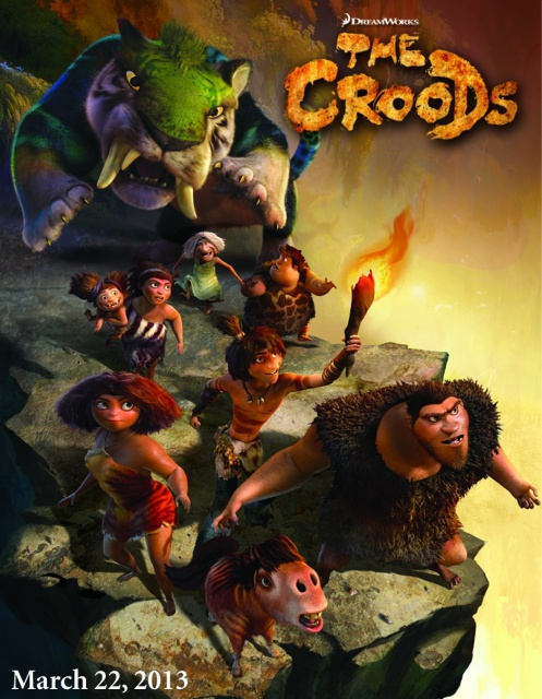 [20th Century Fox ] Les Croods (2013) 285260TheCroodsNewPoster