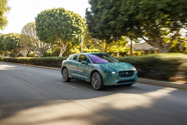 Le Jaguar I-PACE en road trip électrique à Los Angeles 285347jipaceroadtrip061217007