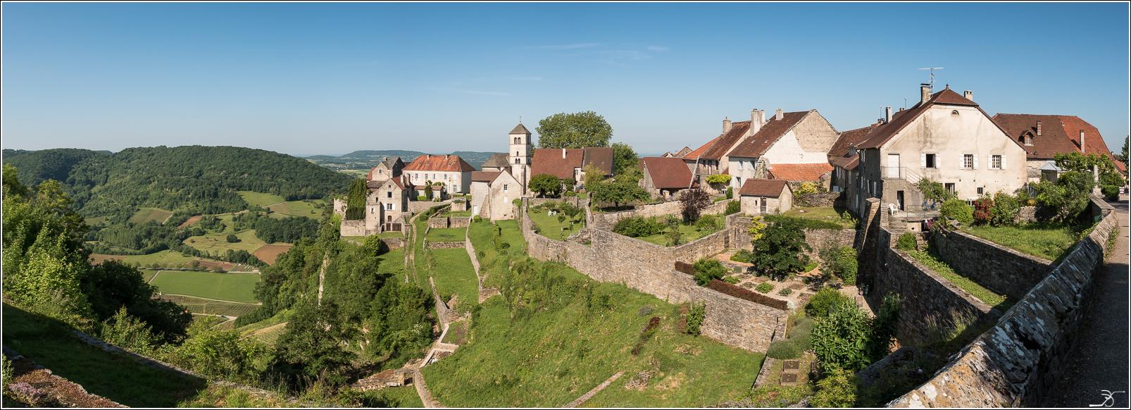 PBVF 60: Chateau-Chalon 285649LR6P1110062Panorama