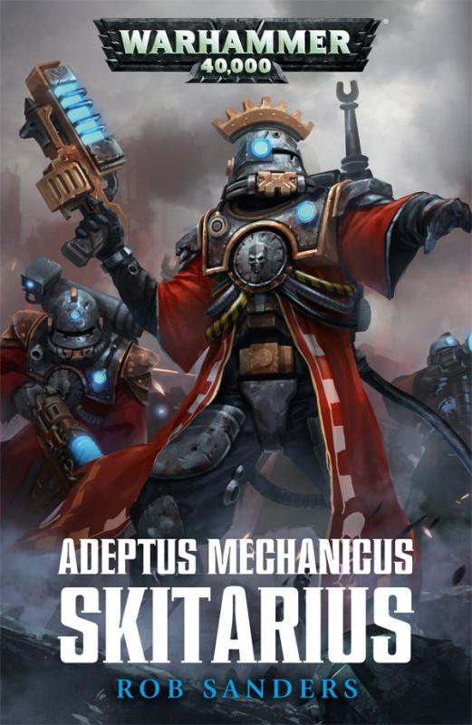 Adeptus Mechanicus: Skitarius de Rob Sanders 286110Skitarius