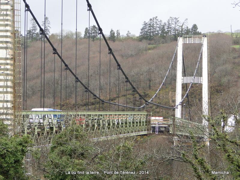 Déconstruction du vieux pont de Térénez 286227SizunCrozonCamaretLandevenec286