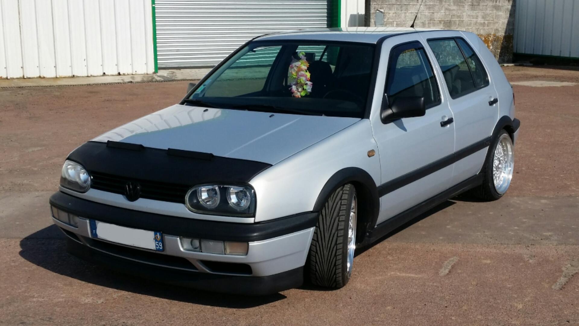Ma GOLF 3 TDI GT de 1997 28696820150419132506