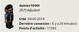 [P.N] Rapports d'activités de damien10444 - Page 3 286968Connexion