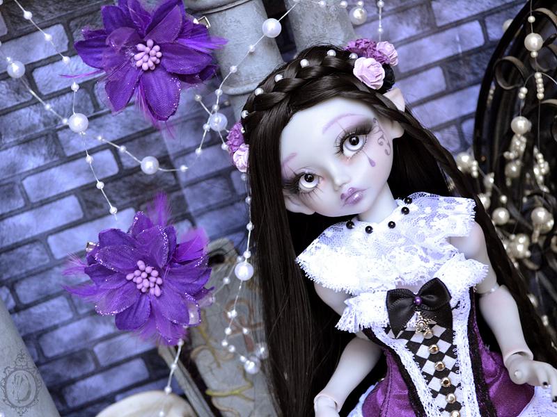 [Créa] † Mystic Dolls † : Réservations ouvertes ! 287858MysriaSadClown04