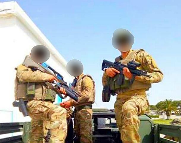 Armée Tunisienne / Tunisian Armed Forces / القوات المسلحة التونسية - Page 4 287921135167329945983706550512088459952818521948n