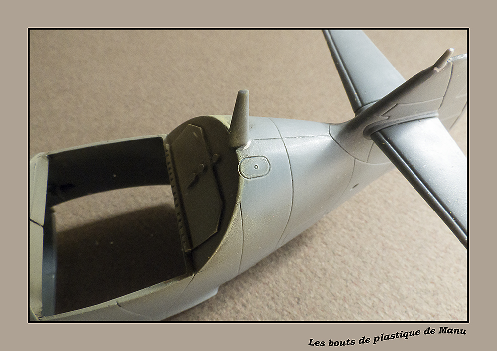 Bf 109 Tiger Model egg plane-FINI ! 2887533821