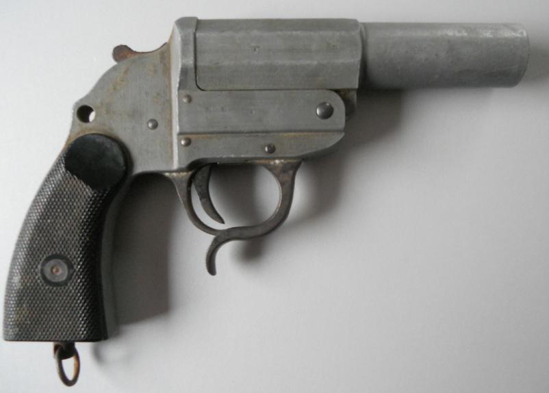 Leuchtpistole Zink 4 - ayf 43 / pistolet lance fusées  28887482z4