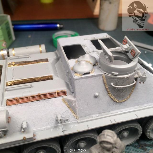 SU-100 marque Dragon 1/35 288941IMG3885