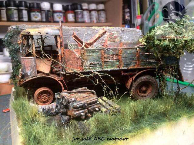 AEC Matador for sale AFV 1/35 - Page 2 288972IMG3970
