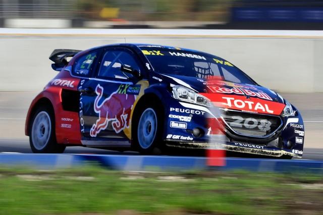 Rallycross - Sébastien Loeb remporte sa première victoire au volant de la PEUGEOT 208 WRX ! 289384wrx201610010002