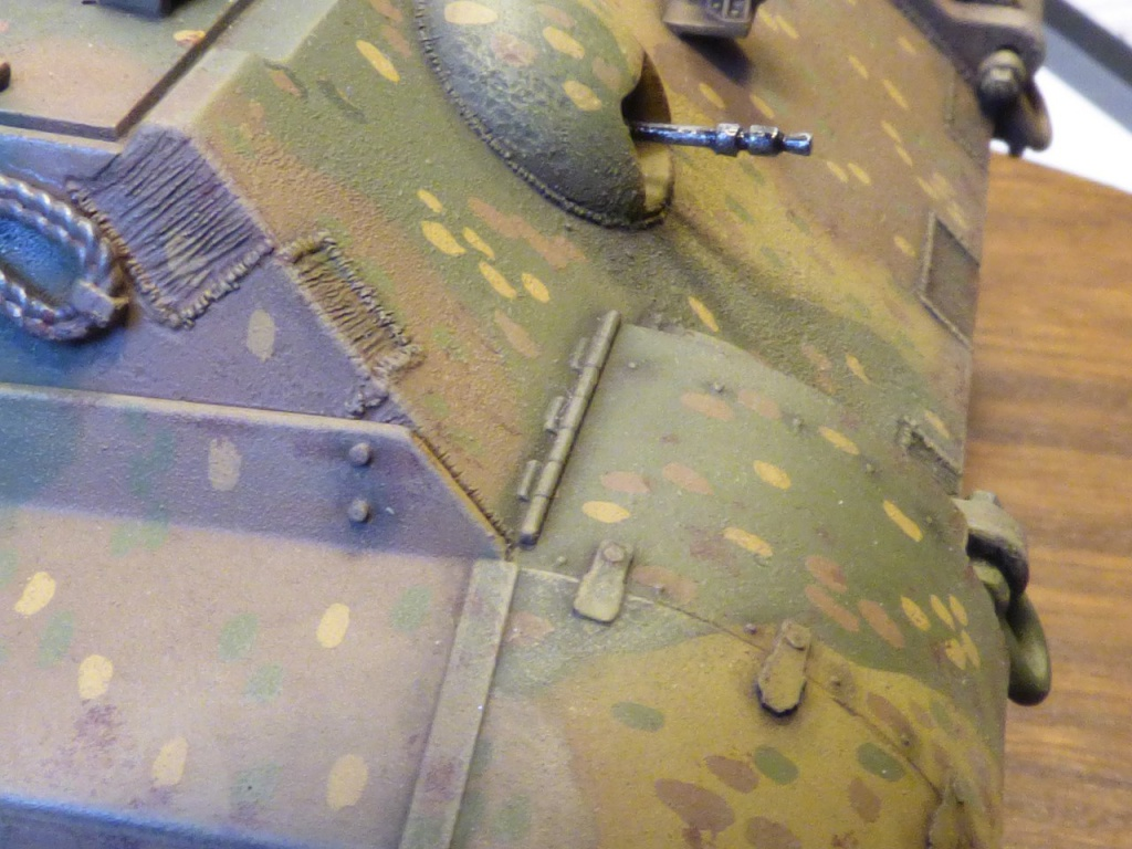 tiger - King Tiger Sd.Kfz.182 Henschel Turret Takom 1/35 289456P1060470Copier