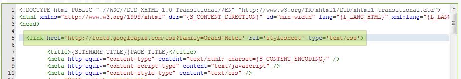 Utiliser des polices personnalisées avec Google Web Fonts 290553Sanstitre7