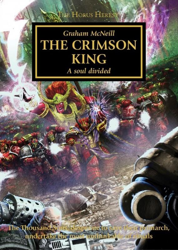 [Horus Heresy] The Crimson King de Graham McNeill 290634Crimson