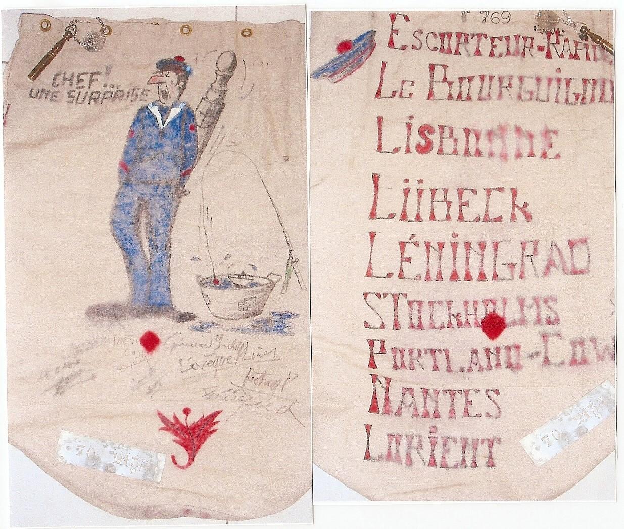 [ LES TRADITIONS DANS LA MARINE ] Les caricatures dans la Marine - Page 2 291224numrisation0050