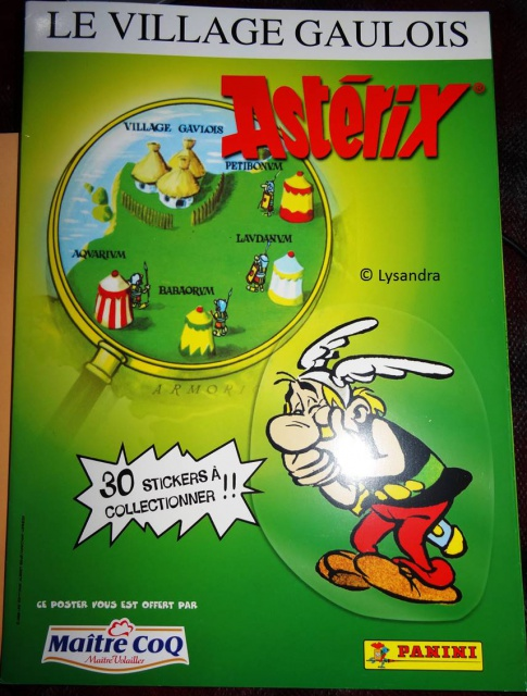 Mes dernières acquisitions Astérix - Page 22 291284maitrecoq