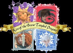 (Fan art) Merida, Rapunzel, Jack et Hiccup - The Big Four - Page 3 291922blasonencoursavectexte