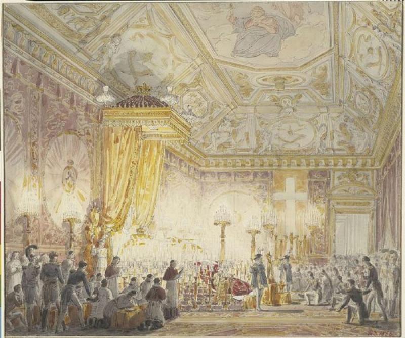 Exposition « Trônes en majesté, l'autorité et son symbole » - Page 8 292004chapelleardentebd