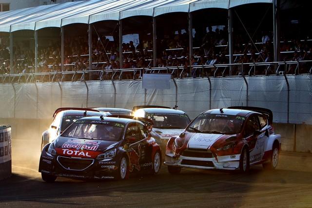 Rallycross : La PEUGEOT 208 WRX et le Team Peugeot Hansen triomphent au Canada ! 29245455c70a9127629