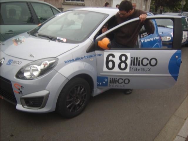 31è Rallye Tessy sur Vire Gouvets 2012 (vérifications techniques)  292458Sep01777