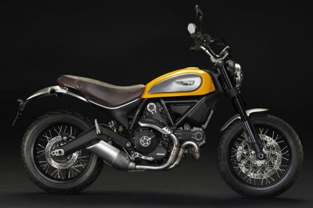 La nouvelle Ducati Scrambler est là.... - Page 2 293919DucatiScramblerUnveilIntermot3