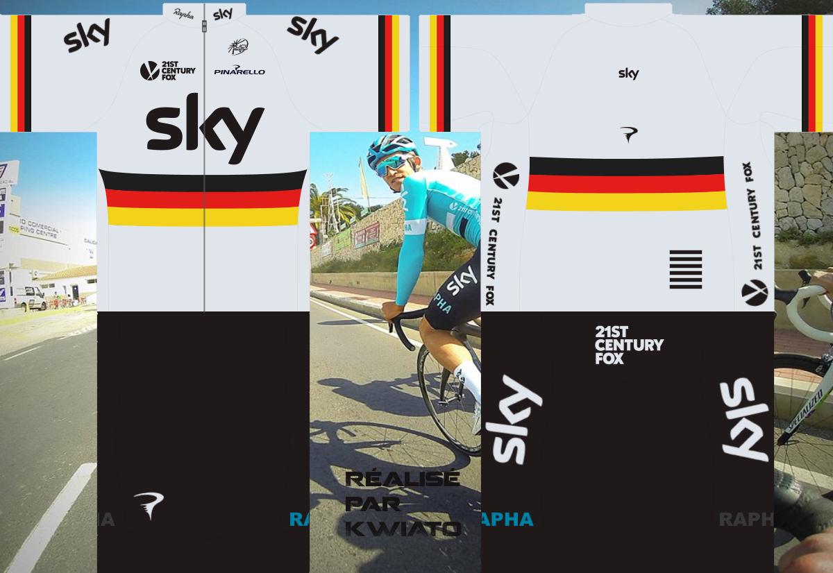 SKY Pro Cycling 293956skymaillotger
