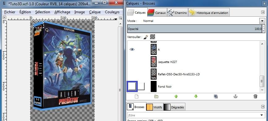 [Tutorial] Création d'icones 3D pour la Neo Geo X 294064Capture16