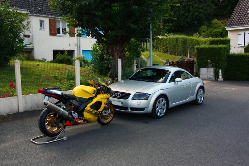 Zurma's mobile : Audi TT 225 Quattro. - Page 2 2946955226