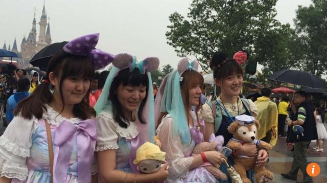Shanghai Disney Resort en général - le coin des petites infos  - Page 3 295438W164