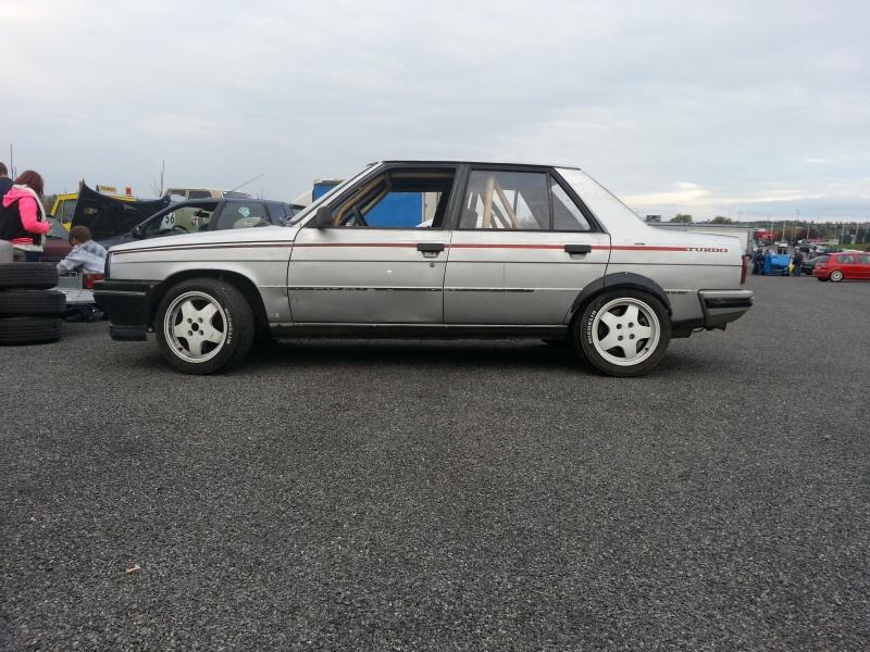 Mimich et sa R9 Turbo (du moins ce qu'il en reste) 29551320121118161338