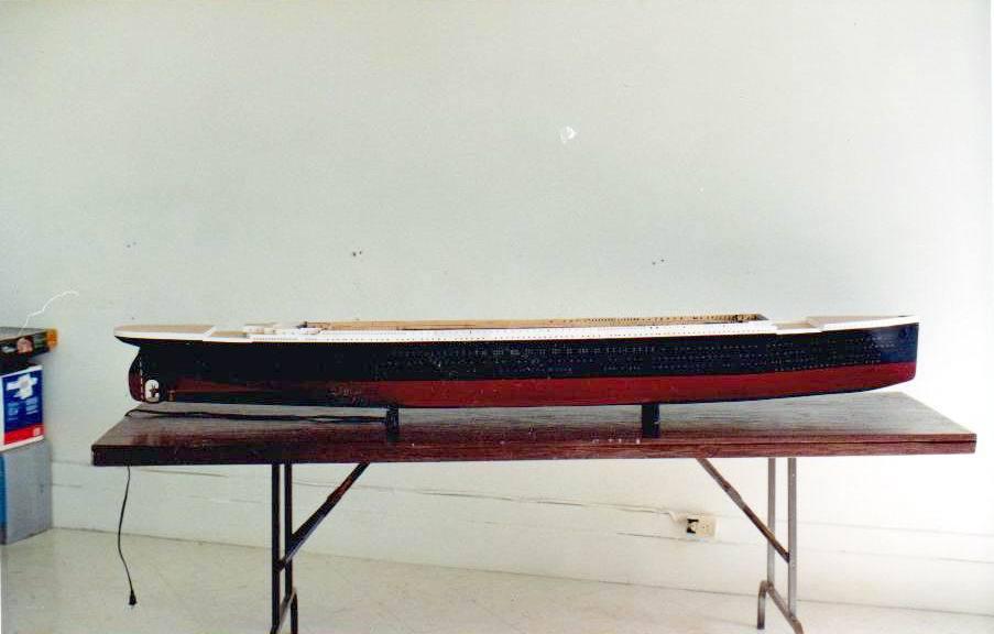 Titanic échelle 1/114 295720A06Titanic1114