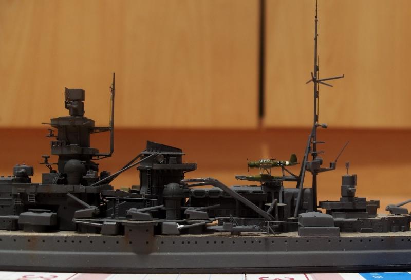 Scharnhorst 1/700  [Tamiya] par Flash 296054HPIM2225
