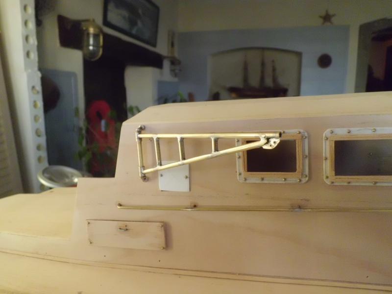 POURQUOI PAS II canot 17.60m SNSM Saint-Malo sur plan au 1/20° - Page 2 296083CIMG1850