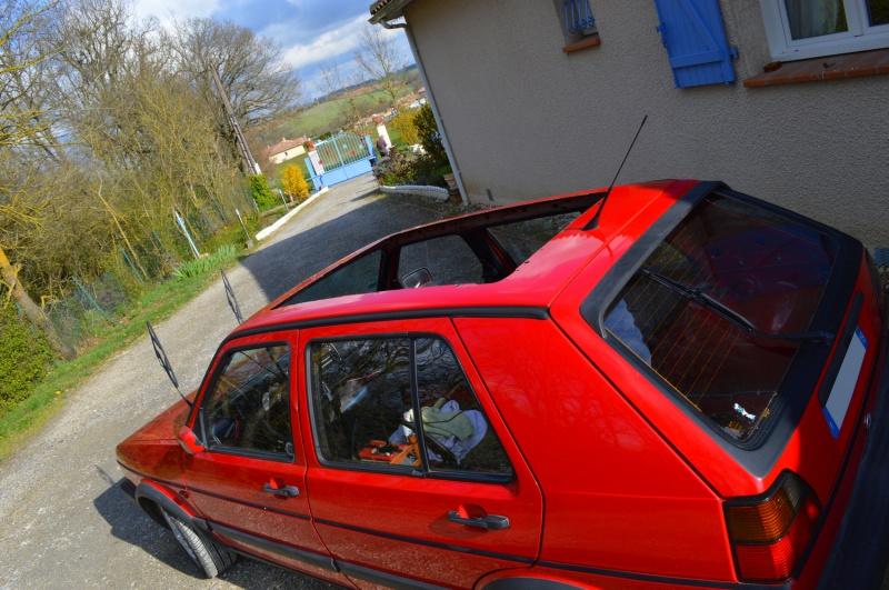 [Golf 2 GTD 1989 Rouge Tornado] Mon Nouveau Daily 296150DSC1643