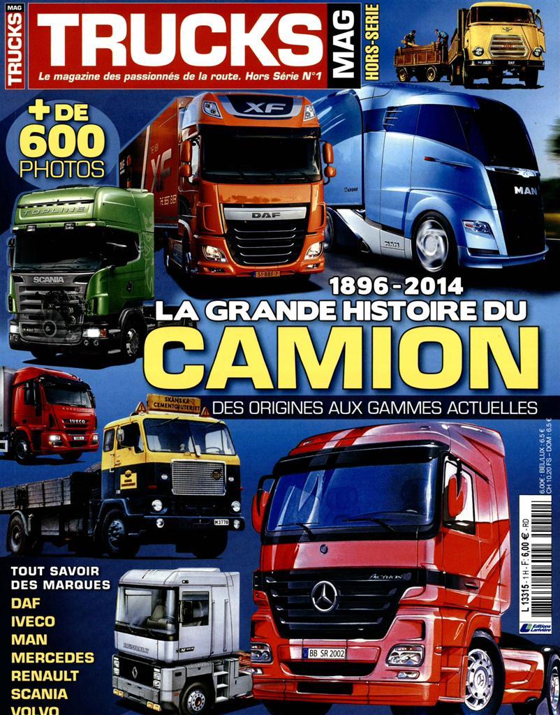 Pour les amoureux et/ou chauffeur de camions.... 296819L3315H
