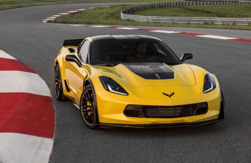 The limited edition 2016 Corvette Z06 C7.R Edition 2983321116972986260566380772770346466351624994o