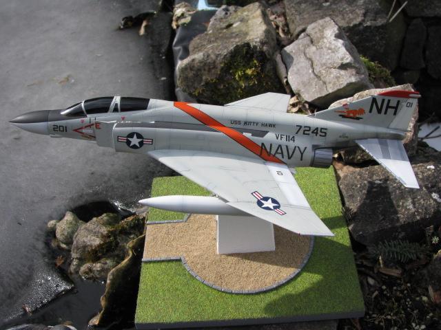 Résurrection Phantom F-4J: From Trash to Gate Watcher 298713IMG8845