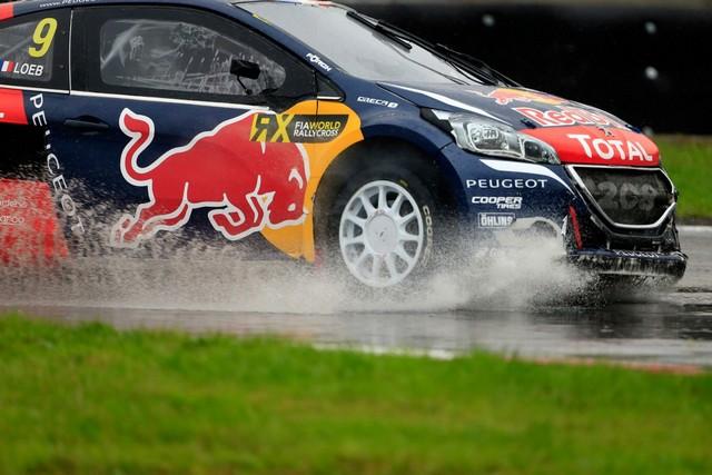 Rallycross - Sébastien Loeb remporte sa première victoire au volant de la PEUGEOT 208 WRX ! 299341wrx201610020102
