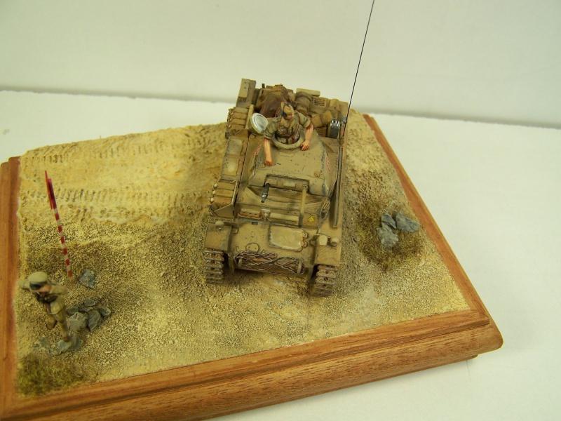 Panzer 2 aus F  Cyrénaique 1941 2995961005392