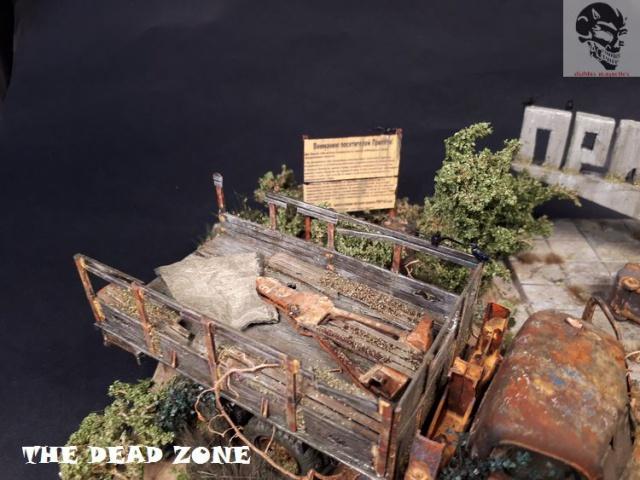 The dead zone - Zil 151 - 1/35 Zvezda - Page 2 29966520170429091517